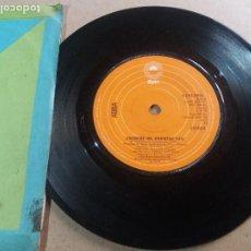 Discos de vinilo: ABBA / KNOWING ME, KNOWING YOU (MADE IN ENGLAND) / SINGLE 7 PULGADAS. Lote 294557758