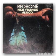 Discos de vinilo: REDBONE - NIJI TRANCE / JERICO. Lote 294561188
