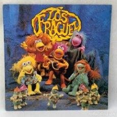 Discos de vinilo: LP - VINILO LOS FRAGUEL - LOS FRAGUEL + ENCARTE - ESPAÑA - AÑO 1984. Lote 294561923