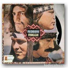 Discos de vinilo: REDBONE - MAGGIE. Lote 294562613