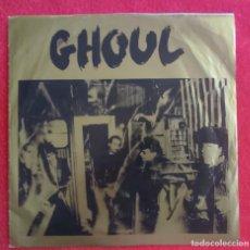 "Discos de vinilo: GHOUL -RUSSIAN ROULETTE 7"" 1988 ED ALEMANA GOTH ROCK, DEATHROCK,. Lote 294568643"
