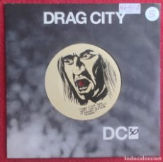 "Discos de vinilo: NIG-HEIST -REPRO 1998 7"" PUNK HARDCORE. Lote 294576173"