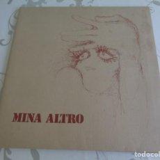 Discos de vinilo: MINA - ALTRO (ITALY 1972) CON LIBRETO. Lote 294577053