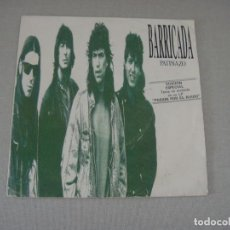 Discos de vinilo: BARRICADA - PATINAZO - EDICIÓN ESPECIAL - MERCURY - SPAIN 1989 - BAR 1. Lote 294577443