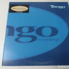 Discos de vinilo: JAY-J.HIPP-E & HALO/MOULTON MANGLERS.. Lote 294817613