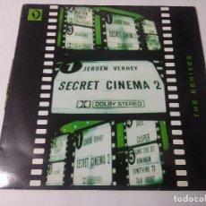 Discos de vinilo: JEROEN VERHEY/SECRET CINEMA 2.. Lote 294818003