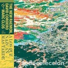 Discos de vinilo: LP THE NEW RAEMON DAVID CORDERO Y MARC CLOS A LOS QUE NAZCAN MAS TARDE VINILO. Lote 294818988