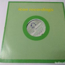 Discos de vinilo: BRETT JOHNSON/MY CASIO REMIXES.. Lote 294820388