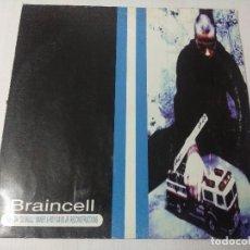Discos de vinilo: BRAINCELL/THE RON DJ SKULL MANEY & ROY DAVIS JR RECONSTRUCTIONS.. Lote 294821428