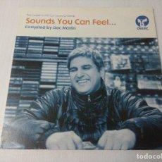 Discos de vinilo: DOC MARTIN/SOUNDS YOU CAN FEEL.. Lote 294822533