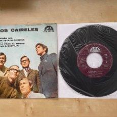 """Discos de vinilo: LOS CAIRELES - MARUIXA MIA +3 - SINGLE 7"""" 1968 SPAIN. Lote 294822578"""