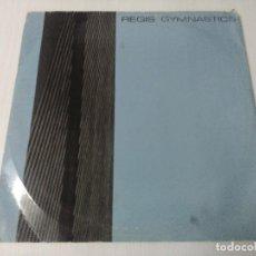 Discos de vinilo: REGIS GYMNASTICS.. Lote 294826103