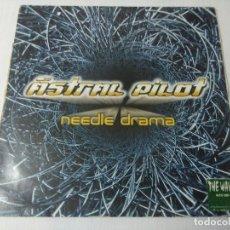 Discos de vinilo: ASTRAL PILOT/NEEDLE DRAMA.. Lote 294828553