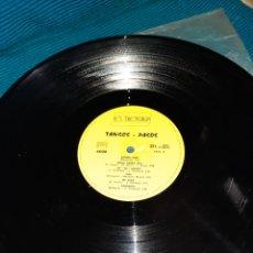 Discos de vinilo: LP TANGOS-PASOS, LES TRETEAUX, EDICIÓN FRANCESA. Lote 294837633