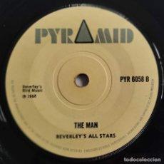 "Discos de vinilo: DESMOND DEKKER AND THE ACES - ISRAELITES 7"" EDICION UK PYRAMID -REGGAE SKA. Lote 294845008"