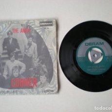 Discos de vinilo: THE AMEN CORNER - GIN HOUSE BLUES + 1 - DERAM ME 339 - ESPAÑA 1967. Lote 294845948