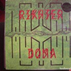 Discos de vinilo: DOMA- RIKHTER. LP VINILO PRECINTADO. Lote 294846678