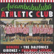 Discos de vinilo: AWAMBABULUBA ATHLETIC CLUB. EP VINILO. ATHLETIC BILBAO.. Lote 294855323