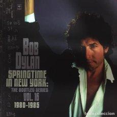 Discos de vinilo: BOB DYLAN - SPRINGTIME IN NEW YOK: THE BOOTLEG SERIES VOL.16 1980-1985. Lote 294855593