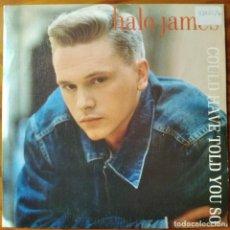 Discos de vinilo: HALO JAMES - COULD HAVE TOLD YOU SO - SINGLE 1989. Lote 294858008
