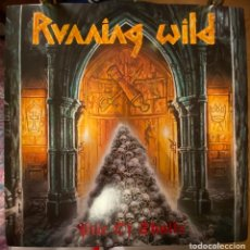 Discos de vinilo: RUNNING WILD. Lote 294863443