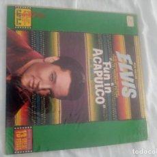 """Discos de vinilo: ELVIS PRESLEY LP """"FUN IN ACAPULCO"""" DE 1963. EDITADO EN FRANCIA. Lote 294892978"""