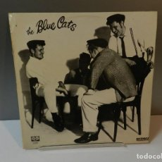 Discos de vinilo: DISCO VINILO LP. THE BLUE CATS – THE BLUE CATS. 33 RPM. Lote 294927353