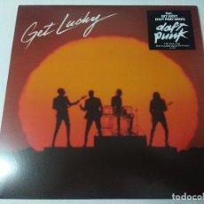 Discos de vinilo: DAFT PUNK/GET LUCKY/VINILO.. Lote 294928578