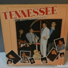 Discos de vinilo: DISCO VINILO LP. TENNESSEE – HOY ESTOY PENSANDO EN TI. 33 RPM. Lote 294931143