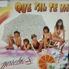 Discos de vinilo: PARCHIS -QUE TAL TE VA-LP- -ESPAÑA. Lote 294937283