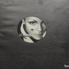 Discos de vinilo: LE CLICK – HEAVEN'S GOT TO BE BETTER-LP-GERMANY-1997-. Lote 294940588