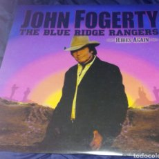 Discos de vinilo: JOHN FOGERTY. THE BLUE RIDGE RANGERS RIDES AGAIN. VINILO AÑO 2009 CON ENCARTE. Lote 294941173