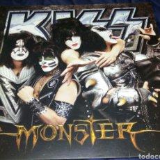Discos de vinilo: KISS. MONSTER. PRIMERA EDICIÓN VINILO AÑO 2012.. Lote 294941548