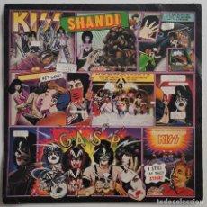 """Discos de vinilo: KISS - SHANDI 7"""" 1980 EDICION ESPAÑOLA - EXCELENTES CONDICIONES. Lote 294941668"""
