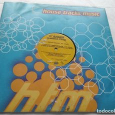 Discos de vinilo: D'ANGER – KEEP MY SKAMNER-LP-ESPAÑA-1997-. Lote 294943208