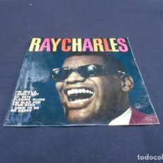 Discos de vinilo: RAY CHARLES // I'M JUST A LONELY BOY + 3 // ENGLAND. Lote 294945928