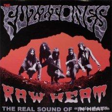 Discos de vinilo: THE FUZZTONES RAW HEAT (LP) . VINILO GARAGE ROCK AND ROLL SONICS PSYCH. Lote 294947318