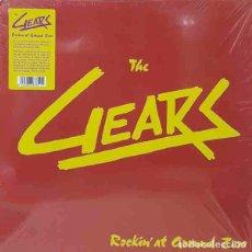 Discos de vinilo: THE GEARS ROCKIN' AT GROUND ZERO (LP) . REEDICIÓN VINILO PUNK ROCK AND ROLL. Lote 294949088