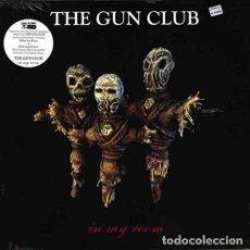 Discos de vinilo: THE GUN CLUB IN MY ROOM (LP) . VINILO JEFFREY LEE PIERCE SWAMP ROCK AND ROLL. Lote 294950093