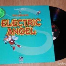 Discos de vinilo: DISCO LP VINILLO ELECTRIC ANGEL - SILENT FACE. Lote 294956648
