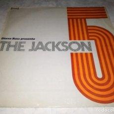 Discos de vinilo: DIANA ROSS PRESENTA THE JACKSON 5-ORIGINAL ESPAÑOL 1970-PORTADA UNICA ESPAÑOLA-DIFICIL DE ENCONTRAR. Lote 294960473