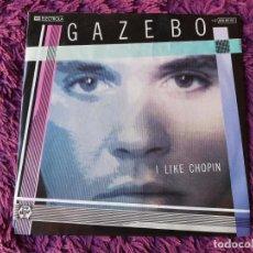 "Discos de vinilo: GAZEBO – I LIKE CHOPIN , VINILO, 7"" SINGLE 1983 GERMANY 1C 006-65 151. Lote 294961708"