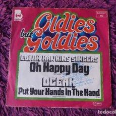 """Discos de vinilo: EDWIN HAWKINS SINGERS / OCEAN, VINILO, 7"""" SINGLE 1977 GERMANY 6.12137. Lote 294962158"""