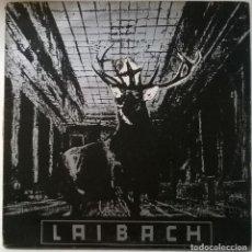 Discos de vinilo: LAIBACH. NOVA AKROPOLA. CHERRY RED, UK 1986 LP. Lote 294976788