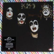 Discos de vinilo: KISS - KISS 12'' LP NUEVO Y PRECINTADO - HARD ROCK GLAM ROCK. Lote 294979813