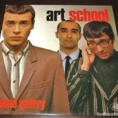 Discos de vinilo: ART SCHOOL - SOUND GALLERY - LP ANIMAL 1998 + INSERT - EX!. Lote 294992358