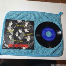 Discos de vinilo: MS-1. LOS MUSTANG, AUTOGRAFIADO - SUBMARINO AMARILLO - + 3 TEMAS - EMI - EPL 14.296 ESPAÑA 1966.. Lote 294993528