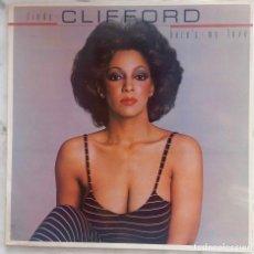 Discos de vinilo: LINDA CLIFFORD. HERE'S MY LOVE.LP ESPAÑA. Lote 295001288