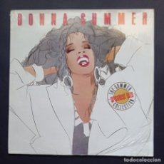 Discos de vinilo: DONNA SUMMER - THE SUMMER COLLECTION (GREATEST HITS) - LP 1986 - MERCURY. Lote 295007953