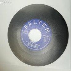 Discos de vinilo: SINGLE. RAVEL. ALBORADA DEL GRACIOSO / PAVANA PARA UNA INFANTA DIFUNTA. ORQUESTA PARIS. 1961. Lote 295010178